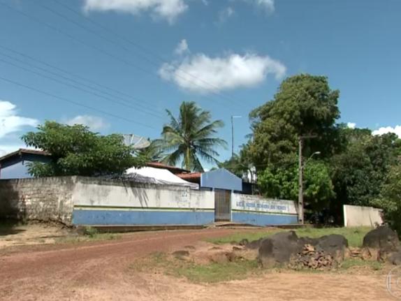 Única escola da região ainda não abriu as portas em 2016 (Foto: Reprodução/TV Globo)