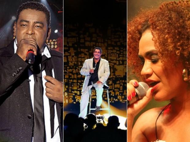Festa 'Samba Salvador' será realizada em 22 de agosto, no Wet n' Wild (Foto: Arte/G1 Bahia)