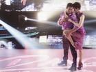 Sophia Abrahão agradece fãs após estreia na 'Dança dos Famosos'
