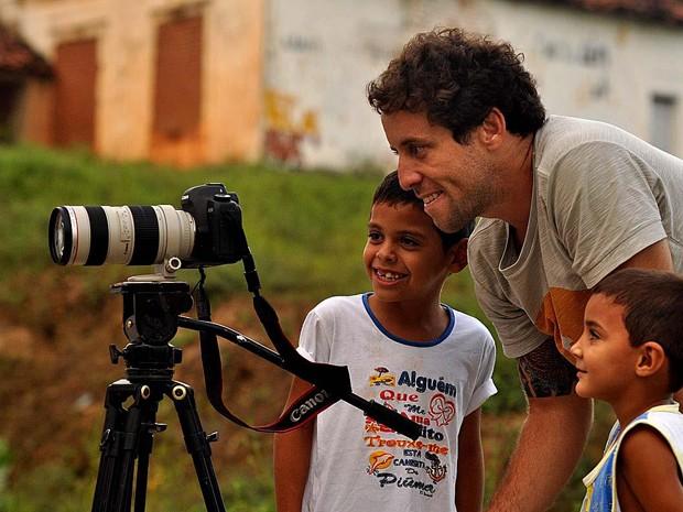 Hiram de Castro vai falar sobre 'Responsabilidade Sociocultural' (Foto: Arquivo Pessoal/Hiram de Castro/Divulgação)