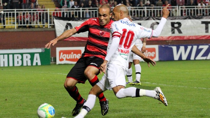 Marcelo Costa Joinville x Oeste (Foto: José Carlos Fornér/JEC)