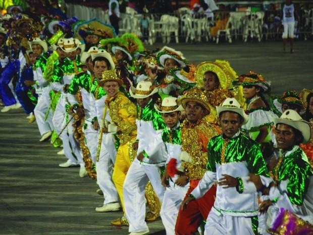 Festival Folclórico do Amazonas difunde a cultura popular do Estado (Foto: Divulgação/SEC)