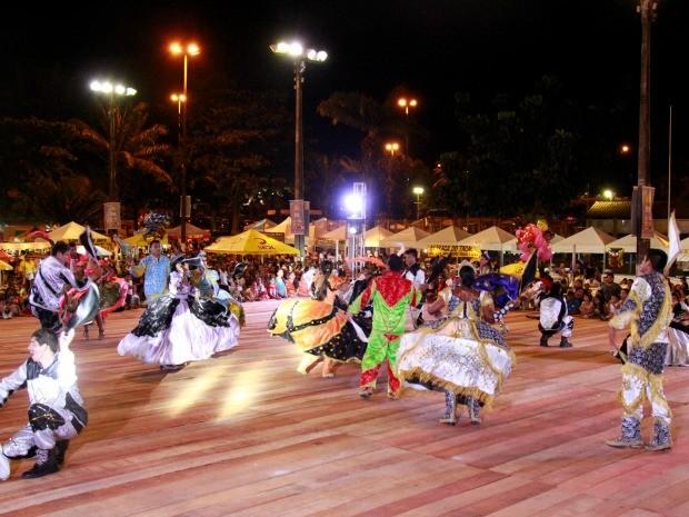 Festa terá atrações todos os dias, até 31 de agosto (Foto: Altemar Alcantara/Semcom)
