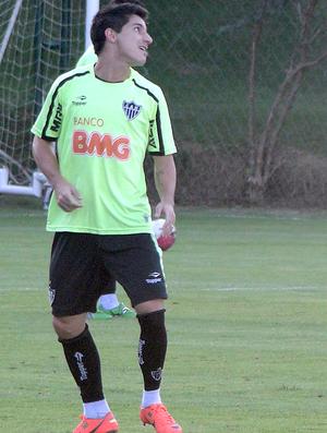 Danilinho, atacante do Atlético-MG (Foto: Fernando Martins / Globoesporte.com)