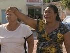 Bloqueio construído em rua causa transtornos a moradores de Boa Vista