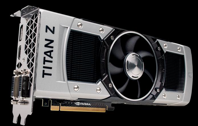 Nova placa de duas GPUs substituirá a GTX Titan Z (Foto: Divulgação/Nvidia)