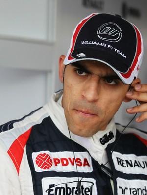 Pastor Maldonado - Treino Livre - GP do Canadá (Foto: Getty Images)
