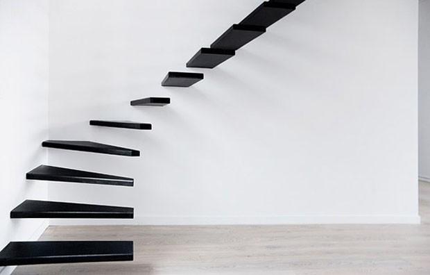 Ideias de escadas (Foto: Ecole / Divulgação)
