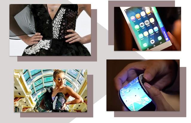 Descubra como o grafeno revoluciona a moda e por que marcas investem no material, que é mais leve que o ar e mais forte que o aço (Foto: Reprodução )