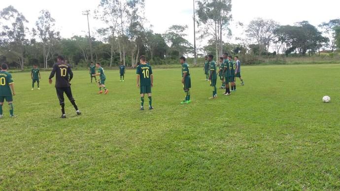 Cori-Sabbá treina em Bauru para a Copa SP  (Foto: Divulgação )