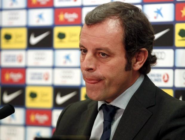 Sandro Rosell Barcelona (Foto: Reuters)