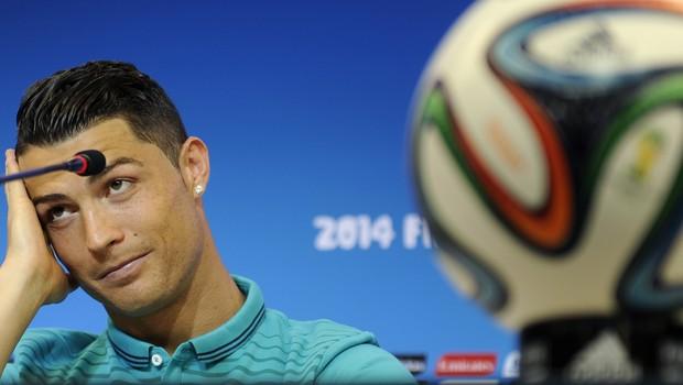 Cristiano Ronaldo (Foto: AP Photo/Paulo Duarte)