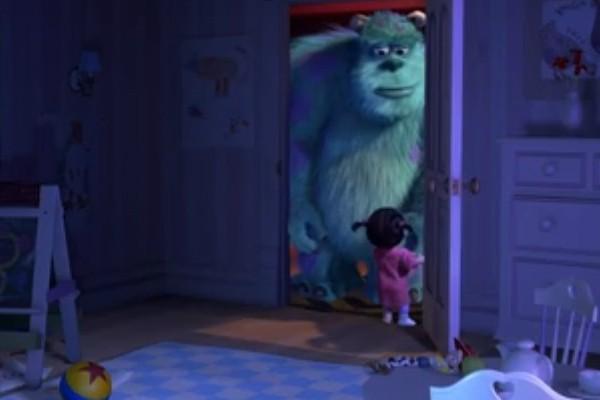 Vídeo oficial da Pixar (Foto: Reprodução)