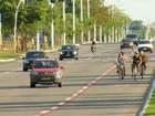Câmeras em faixas vão flagrar quem desrespeitar pedestres em Palmas