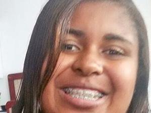 Adolescente está desaparecida desde sábado (Foto: Adão Torquato/Arquivo pessoal)