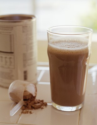 shake de proteína chocolate eu atleta (Foto: Getty Images)