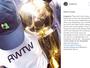 """De volta às redes sociais, LeBron rebate críticas: """"Não é da minha conta"""""""