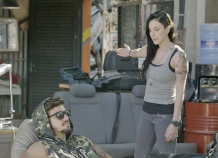 Ximena irrita Grego ao perguntar se ele anda pensando em Margot