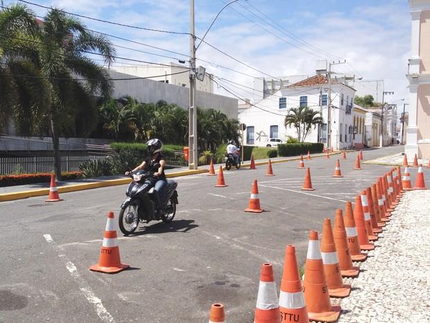 São oferecidas 170 vagas para motociclistas de Natal e Currais Novos (Foto: Detran/Divulgação)