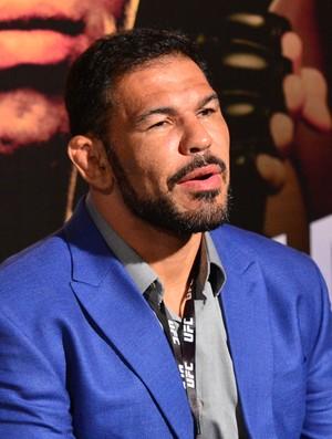 Rodrigo Minotauro, UFC 198 (Foto: Jason Silva)