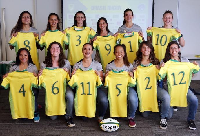 Convocação da Seleção Feminina Brasileira de Rugby Sevens  (Foto: João Neto / Fotojump)