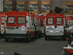 Pacientes sofrem com demora de atendimento do Samu em Belém (Foto: Reprodução/ TV Liberal)