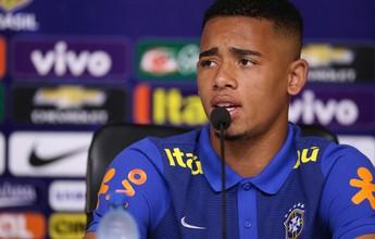Entrevista, papo reto e jurídico: como o Palmeiras se arma por Gabriel Jesus