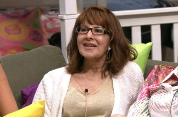 Maria Ledi, mãe de Aline do BBB 14 (Foto: Reprodução/RBS TV)