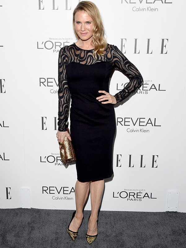 ELLE's 21st Annual Women in Hollywood Celebration - Renne Zellweger (Foto: Agência AFP)