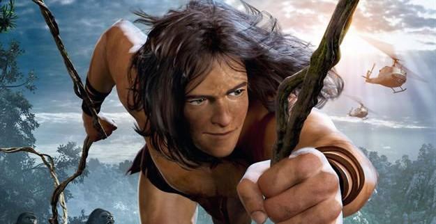 Tarzan em 3D estréia nos cinemas de Porto Velho (Foto: Divulgação)