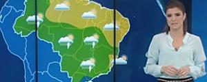Saiba como fica o tempo neste domingo nas capitais do país (Reprodução)