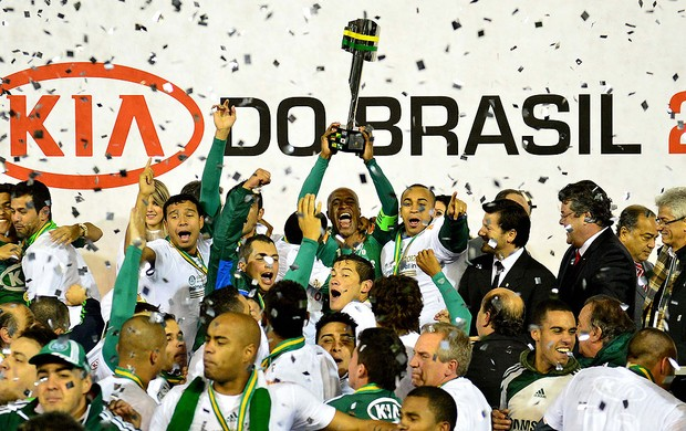 Palmeiras campe&#227;o da Copa do Brasil (Foto: Marcos Ribolli / Globoesporte.com)