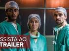 'Sob pressão', com Júlio Andrade e Andréa Beltrão, ganha trailer; assista