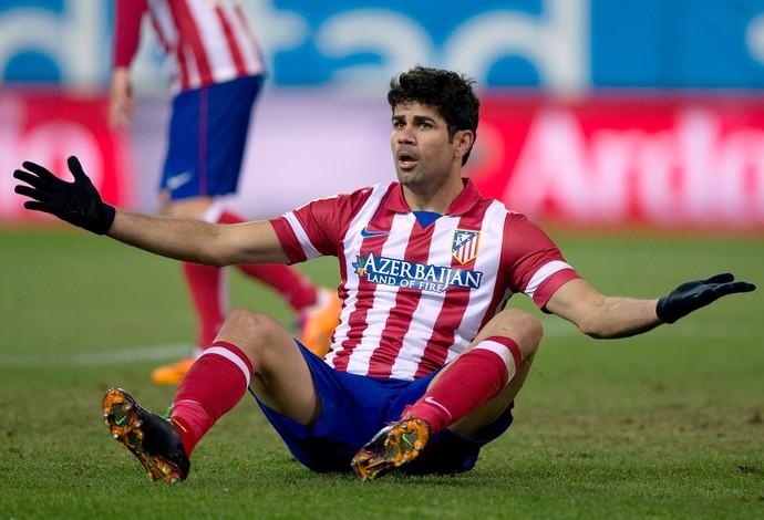 Diego Costa Atlético de Madrid (Foto: Getty Images)