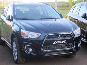 Mitsubishi ASX 2014 (Foto: Rafael Miotto/G1)