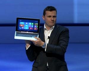 Samsung apresentou sua nova linha de produtos equipados com o Windows 8 (Foto: Reprodução)