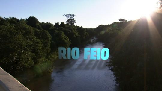 Revista de Sábado conhece Getulina e o 'Rio Feio'