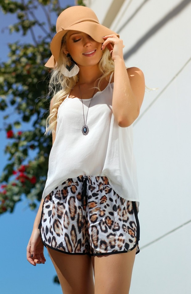 Analu Silveira (Foto: Reprodução / Talent's Model)