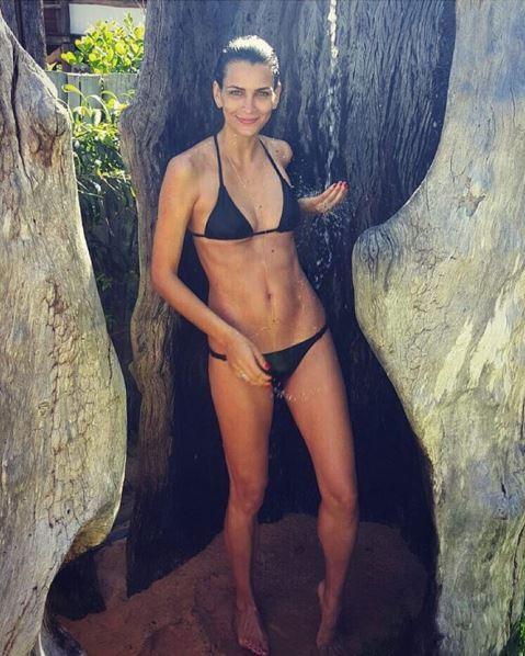 Fernanda Motta em Trancoso (Foto: Reprodução / Instagram)