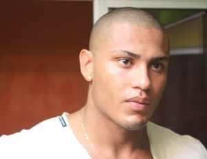 Paulo Henrique, atacante do Trabzonspor, da Turquia (Foto: Rammom Monte)
