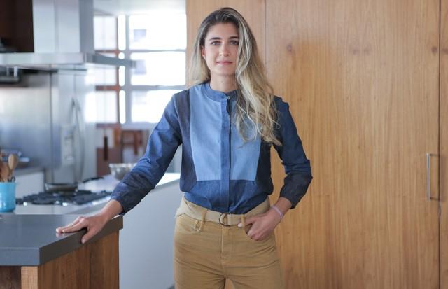 Dicas Bárbaras: Barbara Migliori fala sobre como usar jeans em diferentes tipos de ambientes (Foto: Rafael Avancini)