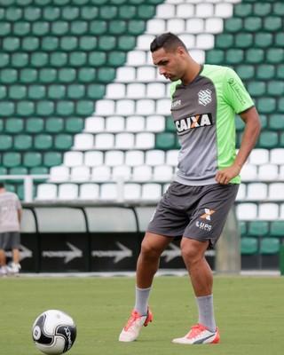 Jaime Figueirense (Foto: Luiz Henrique/Figueirense FC)
