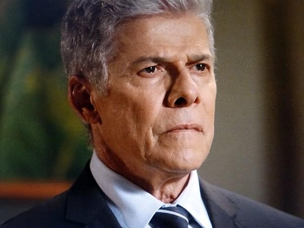 Sera que Cláudio vai contar a verdade para Enrico? (Foto: Império/TV Globo)