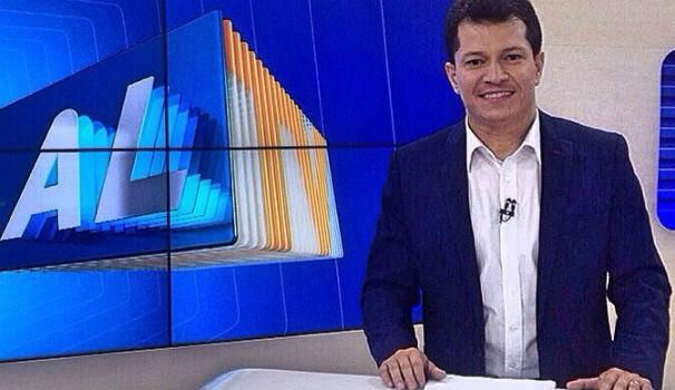 Douglas Lopes faz parte da nova equipe do ALTV 1ª Edição (Foto: Arquivo Pessoal/Douglas Lopes)