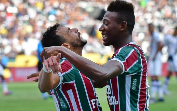 Henrique Dourado Léo Fluminense Vasco