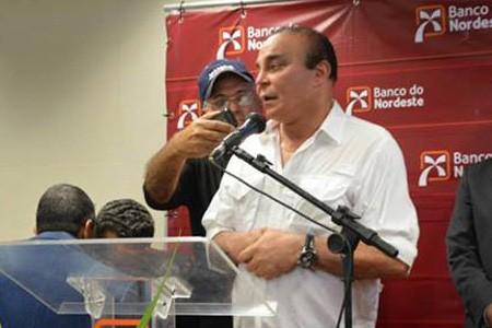 O deputado Aníbal Gomes (PMDB-CE) (Foto: Divulgação/Prefeitura de Acaraú)