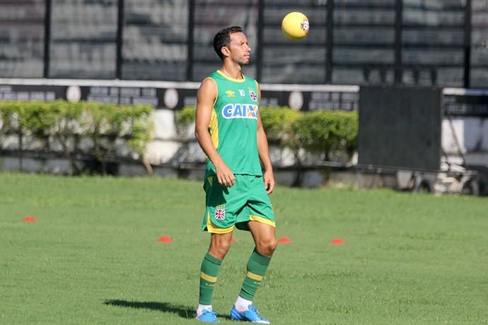 Nenê treino Vasco São Januário (Foto: Paulo Fernandes/Vasco.com.br)