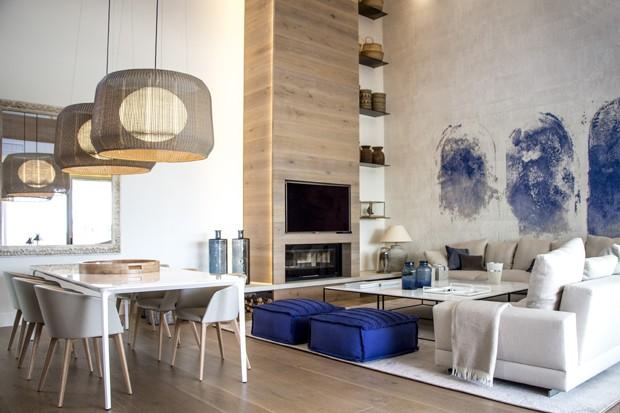 Casa fresca com inspiração mediterrânea (Foto: Fotos Victor Nebot/Divulgação)