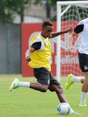 Diego Cardoso e Gustavo Henrique, treino do Santos (Foto: Ivan Storti/Santos FC)