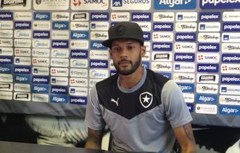 """Bruno Silva minimiza desvantagem e defende Jefferson: """"Está se cobrando"""""""